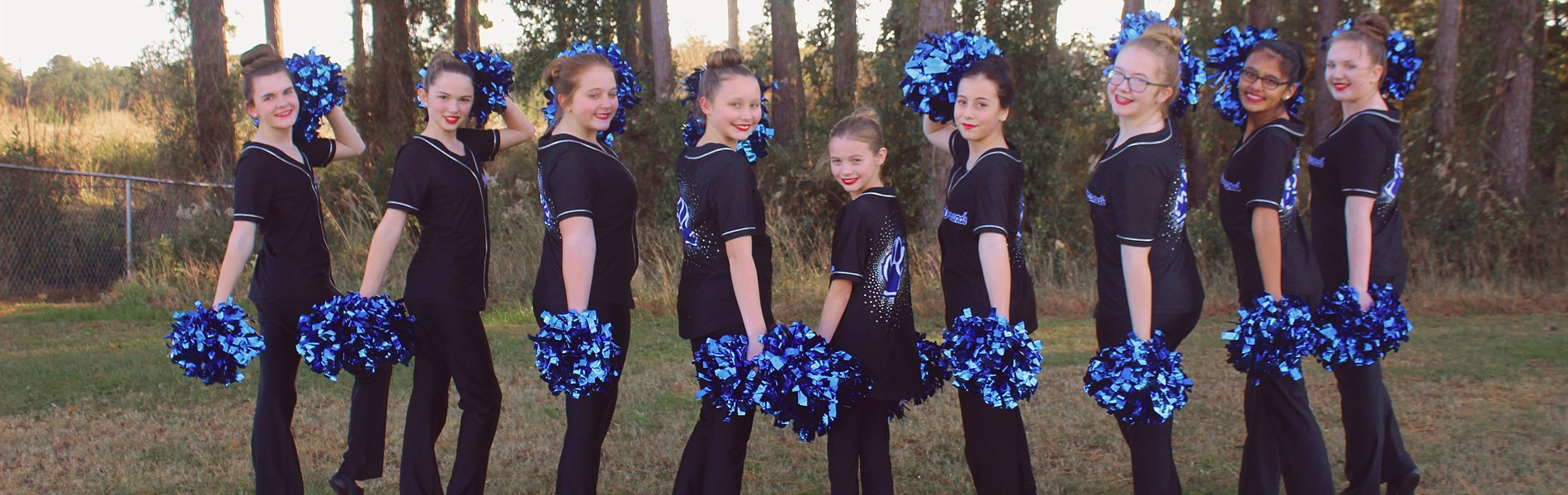 Blue Diamonds Dance Team