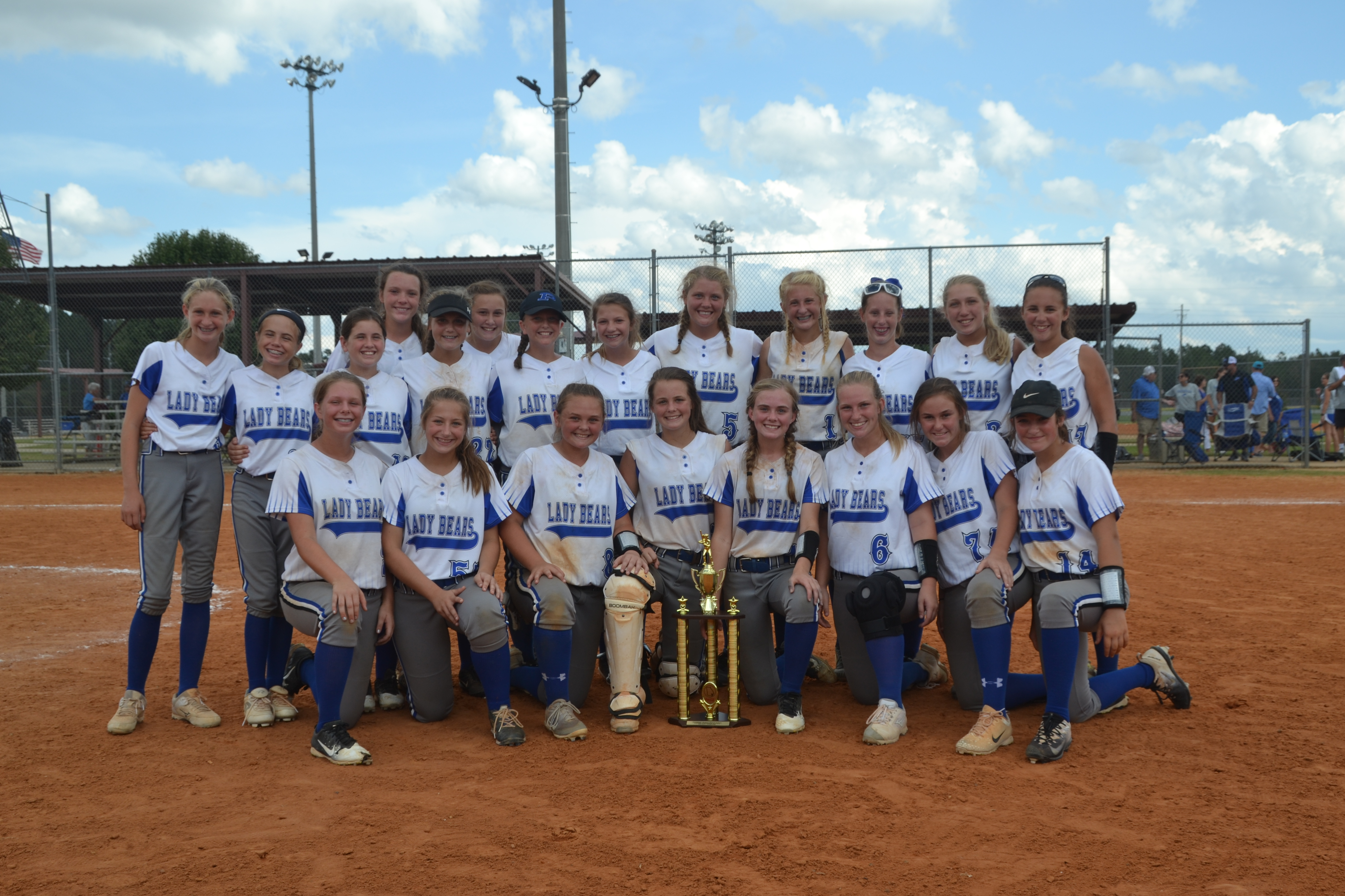 Softball Conference Champions